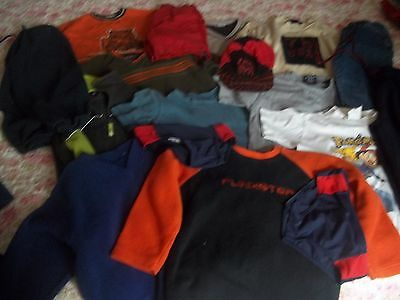 Boys Bundle  Of Clothes Age 4 - 5 Years