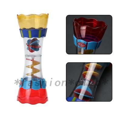 Hot Kids Toddler Baby Bath Swim Plastic Toy Water Whirly Wand Cup Toys DIY