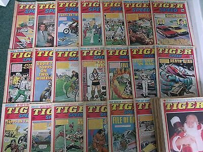 tiger and speed comics
