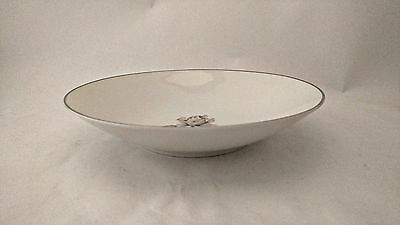 Belcrest Bavaria Krautheim Whispering Rose Coupe Soup / Oatmeal Bowl (s)