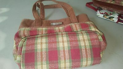 Lot of 2 Longaberger Bags