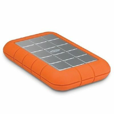 1TB LaCie Rugged Tripple Hard Disk 2x Firewire 800, USB3.0, USB2.0 MAC/WIN