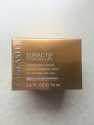 LANCASTER, SURACTIF, Comfort Lift, Lifting Eye Cream, 15ml, NEU, OVP