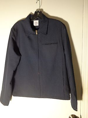Workrite 326NMX75NB Flame Resistant Firefighter Jacket - Nomex IIIA  Small