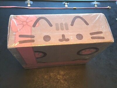 Pusheen Cat Box Subscription Winter 2016 Subscription Box SEALED COMPLETE NEW