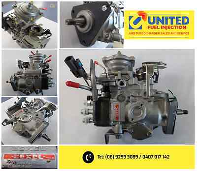 Ufi Upgraded Td42 Fuel Pump. Large Horse Power Diesel Pump. 200 - 300 Bhp