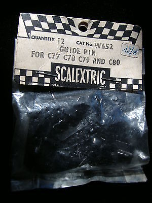 Scalextric Vintage W652 / G14 Guides Genuine N.o.s