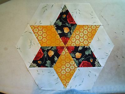 Diamond Star Patchwork 2 pc Template set by Matilda's Own