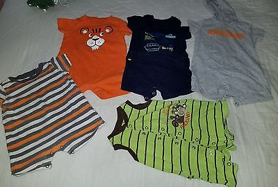 Boys baby clothes 6 months carters