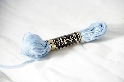 Anchor Tapisserie Wool-Laine 10m Tapestry Wool Colour 8734 Ancient Blue