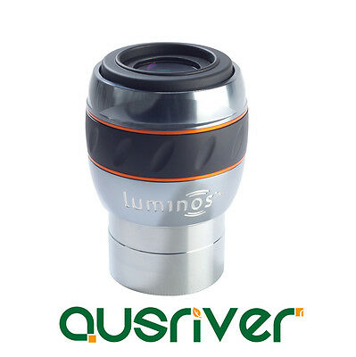 Celestron Luminos 19 mm Eyepiece with Wide 82º Views Fully Multi Coated 93433