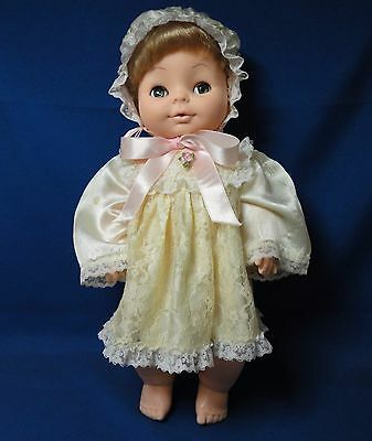 Vintage Horsman Drink & Wet Softskin Baby Doll
