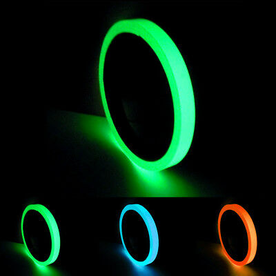 New Luminous Tape Self-adhesive Glow In The Dark Safety Stage Home Decor 3 meter