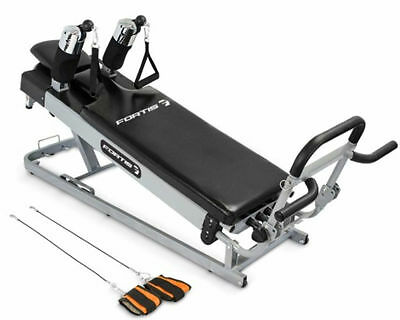 Pilates Machine Home Gym Workout Fitness Strength Trainer Cardio Leg Arms Thighs