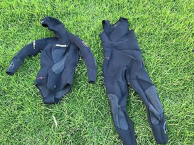 Men & Ladies Open Cell Diving Wetsuits. Omer,Torelli, Beuchat 5mm to 1.5mm Range
