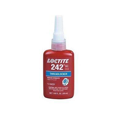 TOP Loctite 242 Medium Strength Threadlocker 50 ml