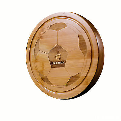 Memento SPECIAL EDITION 100% NATURAL & ORGANIC Round BAMBOO Cheese Board Set