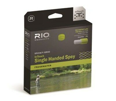 Rio InTouch Single Handed Spey Fly Fishing Line