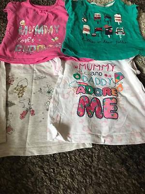 Girls bundle of clothes 6-9 months
