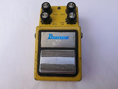 Vintage Ibanez Fl9 Flanger - Free Next Day Delivery In The Uk