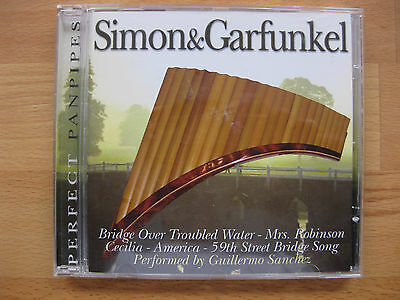 Sanchez Guillermo - Perfect Panpipes play Simon & Garfunkel (Instrumental)