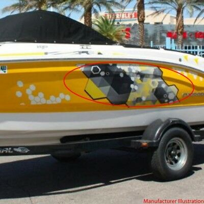 Chaparral Boat Decal 14.00796 / 148240-03-01 | 2012 / 2013 H20 19