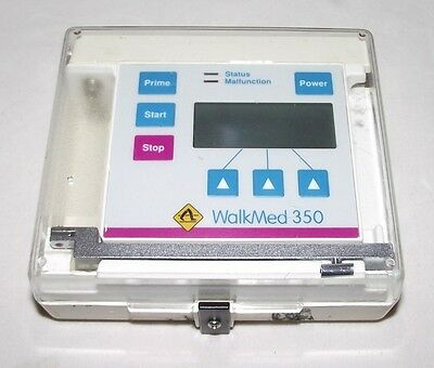 Walkmed 350 Ambulatory Portable Handheld Infusion Pump - Graseby