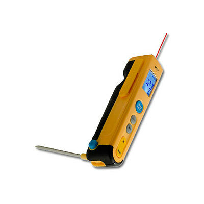 Fieldpiece SPK3 Folding Stem Type and 8:1 Infrared Thermometer