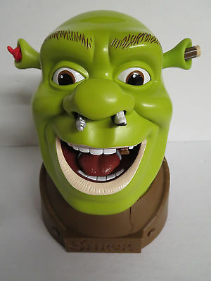 Shrek Brain Buster Game HEAD W/ALL PIECES TESTED WORKS VERY NICE CONDITION