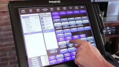 Future POS System - As Seen On BAR RESCUE - Excellent Condition