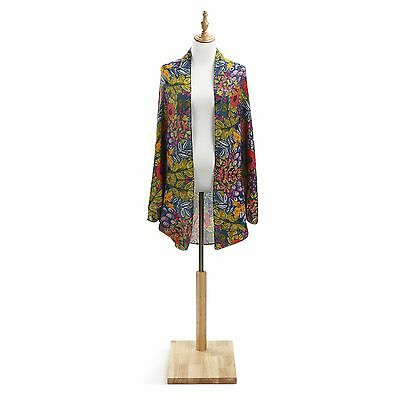byDesign Ladies Fashion Bright Floral Cocoon Wrap Accessory One Size Fits Most