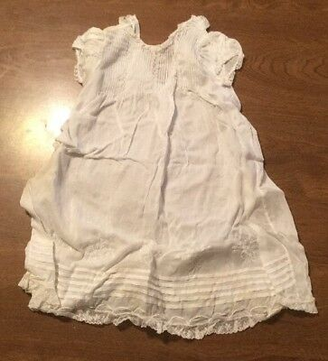Beautiful Vintage Baby Christening / Baptism Gown #2