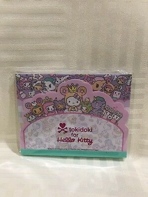 Tokidoki x Hello Kitty Sweets Memo Pad #1 (JB2)