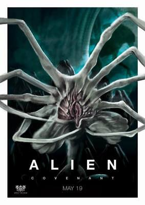 "11840 Hot Movie TV Shows - Alien Covenant 2017 1 14""x19"" Poster"