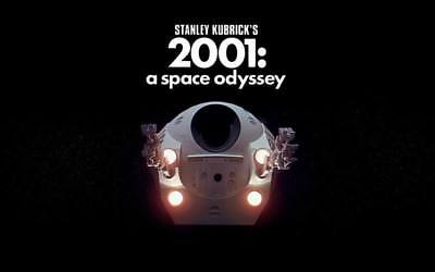 "11797 Hot Movie TV Shows - 2001 A Space Odyssey 29 22""x14"" Poster"