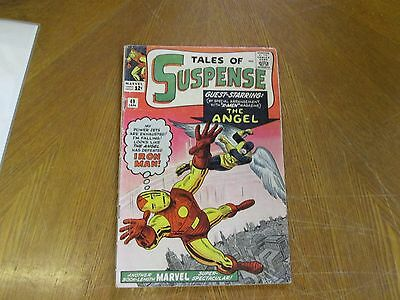 silver age Tales of Suspense #49 marvel comic iron man and x men issue