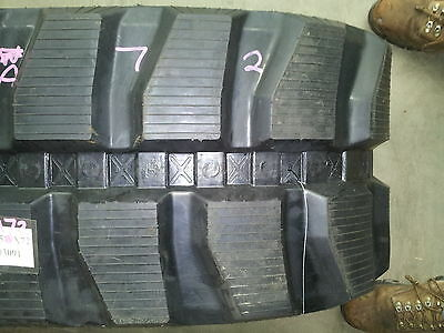 NEW HOLLAND EH35B Rubber track 300*52.5*88 bk