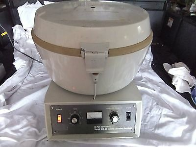 dupont sorvall glc-2b centrifuge,labs,research,sorvall centrifuge