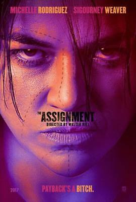 "11417 Hot Movie TV Shows - The Assignment 2016 5 14""x20"" Poster"