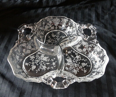 """Cambridge 3 Part Divided Dish Posepoint 8"""""""