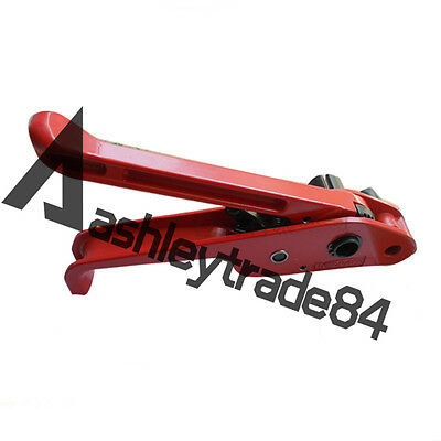 Multipurpose Manual Strapping Tool Heavy Duty Strapping Tensioner Tool