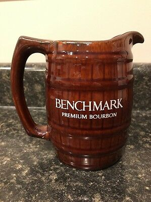 Benchmark Premium Bourbon Water Pitcher