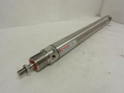 158932 New-No Box, Norgren KM/55033A/MF Air Cylinder SS, 32mm Bore, 300mm Stroke