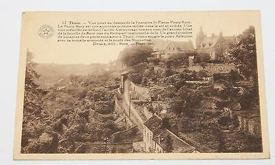 Thuin - Fontaine St Pierre Posty Bury - Carte Postale Ancienne