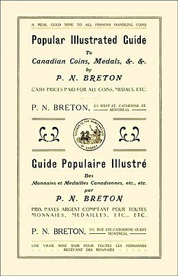 2014 Edition - 1912 Breton Reprint with Prices for Canadian Tokens