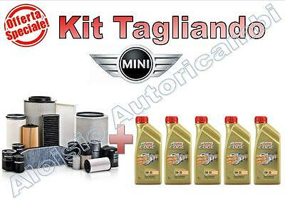 Kit Tagliando Mini Countryman One D 1.6 90Cv Dal 03/2010 -->