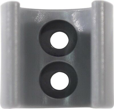 Aidapt Replacement Secure Safety Seat Clip for Bewl Shower Chair - Spare | Grey