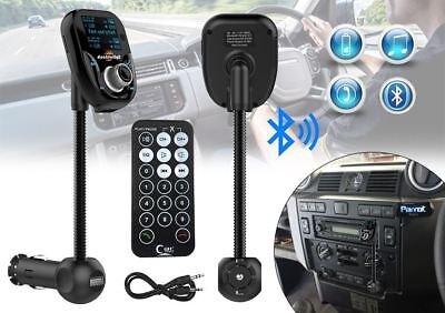 Mobile Charger Kit MP3 Player SD USB Radio Car Wireless Bluetooth FM Transmitter
