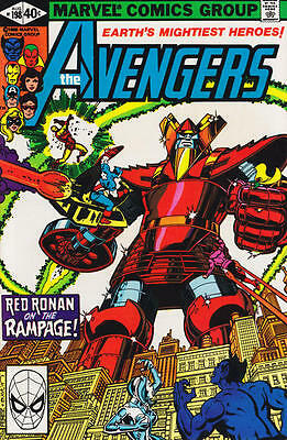 AVENGERS 198 1st SERIES MARVEL 40 CENTS AMERICAN COMIC