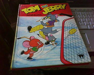 Tom And Jerry 1983 Annual Hardback